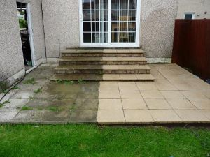 Patio Cleaning Glasgow 1