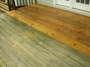 Wood-decking-steam-cleaning